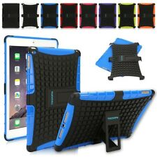 Heavy Duty Tough Shockproof TRIPLE Defender Hard Case Cover Skin for Apple iPad