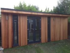 Brand new Bespoke Garden Room/Office Fully Insulated and Installed