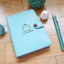2014-2015 Molang Diary Ver.2 Cute Monthly Planner Journal Scheduler Organizer