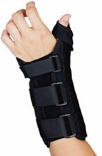 Comfort Foam Wrist Splint with Thumb Abduction Brace