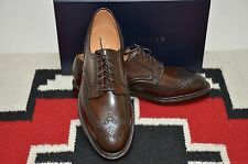 Polo Ralph Lauren Crockett & Jones Shell Cordovan Marlow Wingtip Dress Shoes