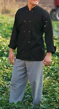 Uncommon Threads Unisex 10 BUTTONS CHEF COAT 0402-01 , 0402-25 Choose Size NWT