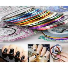 Rolls Nail DIY Strip Tape Nail Art Decoration Line Stickers For Nail Art GBNG