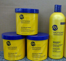 Motions Professional Hair Relaxer Products