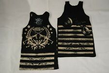 BLEEDING STAR CLOTHING GUNS & BULLETS VEST T SHIRT NEW OFFICIAL 7 DEADLY SINS