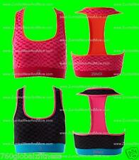 Zumba Fitness Feel Free T Sports Bra Top-New With Tags-Ships Super Fast! Cute!