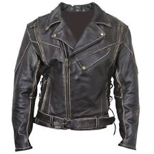 Devil May Cry Dante Commander Genuine Leather Jacket/ Trench Coat