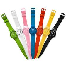 SNEAKERS COLORS Unisex Watch Colored Silicone