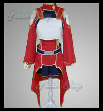 sword art online silica costume cosplay western size clothes cloak