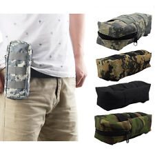 Multicam MOLLE Army Military Waist Fanny Gunner Pouch Utility Ammo Holster Pouch