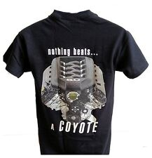 MUSTANG COYOTE ENGINE SHIRT BRAND NEW AND SOLD EXCLUSIVELY HERE GOT COYOTE?