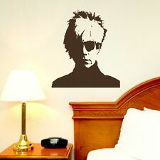 ANDY WARHOL Vinyl wall sticker transfer graphic vinyl large art decal nic37