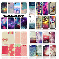 For Apple Slim Unique Cute Printed Back Colorful Case Cover Tough Sheild Snap On