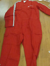 brand new and genuine official VAUXHALL boiler suit overall / coverall