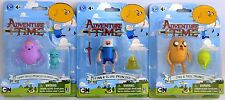 "Adventure Time 3"" Action Figure Choose Your Twinpack Jake Finn or Lumpy Princess"