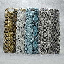 "For Iphone 6 6s 4.7""  New Snake Skin Leather Design Hard case back cover"