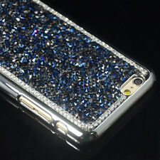 Luxury Crystal Diamond Case Bling DIAMANTE Hard Cover For Apple iPhone 6 6 plus