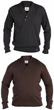 Mens Pure Cotton Kingsize Big Size Shawl Collar Sweater Jumper 2XL 3XL 4XL 5XL