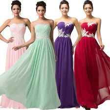 2015 Cheap Ball Gown Evening Formal Cocktail Bridesmaid Prom Banquet Party Dress