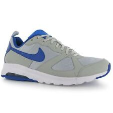 Nike AIR MAX MUSE Mens Gray Blue Low Top Running Training Athletic Shoes