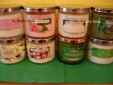 Bath & Body Works Slatkin Large 3 Wick Candle You Select the Scent