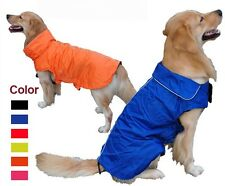 Universal Waterproof  Fleece Pet Dog Clothes Dog Winter Coat Dog Outdoor Jacket