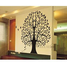 Wall Stickers Home Decor Vinyl Art Decals Room Mural Big Banyan Tree Branch