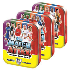 Match Attax 2014/2015 14/15 - Empty Collectors Tin (No Cards Included)