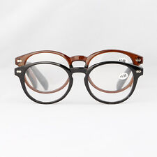 New Oval Classic Retro Reading Glasses +1.00 +1.50 +2.00 +2.50 +3.00 +3.50