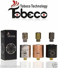 Tobeco Athertech Plume Veil Clone RDA RBA Authorized Distributor Drip Tip Option