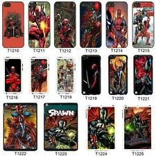 Spawn And Deadpool Cover Case for Apple iPhone iPod & iPad - T30