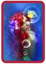 LITTLE MERMAID DISNEY Birthday Party Edible Image Cake Frosting Topper & Sides