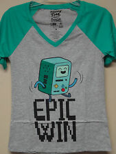 Adventure Time (BMO saying Epic Win on video game) T-shirt Sm. to XL