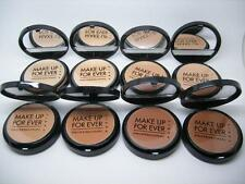 MAKE UP FOR EVER DUO MAT POWDER FOUNDATION, CHOOSE SHADE FULL SIZE 10 G / .35 OZ