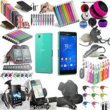 Sony Xperia Z3 Compact Funky Accessories Cases Stylus Car Speaker Cables Gadgets