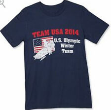 BMW MEN'S TEAM USA TEE  BOBSLED GRAPHIC