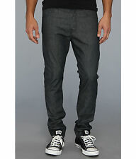 NWT 7 For All Mankind Brayden Modern Taper  in Clean Grey Men's Jeans Size $178