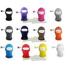 Balaclava Full Face Mask Cover Neck Sun UV Protection 4 Motorcycle Bike Cycling