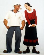 POPEYE ROBIN WILLIAMS SHELLEY DUVALL CLASSIC POPEYE POSE PHOTO OR POSTER