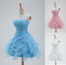 New Short Formal Prom Dress Cocktail Ball Evening Party Dresses Homecoming Dress