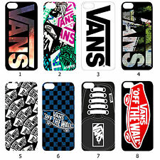 VANS LOGO SHOES OFF THE WALL iPHONE 4/4s 5/5s 5C 6 HARD CASE COVER