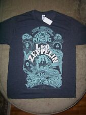 Led Zeppelin Electric Magic Vintage Graphic Concert T-shirt_ Brand new with tags