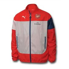 PUMA ARSENAL LEISURE JACKET 2014/15 MENS 100% AUTHENTIC