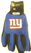 NFL Licensed Two-Tone Adult Sports Utility All-Purpose/ Gloves Pick Your Team!
