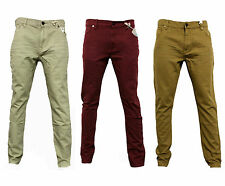 NEW Mens Next Jeans Chino Trousers Slim Fit Jeans Skinny Pants Super