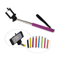 SELFIE Extendable Self Handheld Stick Monopod Holder F/ Camera iPhone Cell Phone