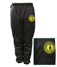 MENS PRINTED SASQUATCH RESEARCH TEAM FUNNY FLEECE JOGGER DRAWSTRING SWEAT PANTS