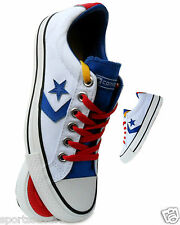 Converse Star Player EV OX Fashion Trainers Canvas Shoes White Sizes 3-6.5