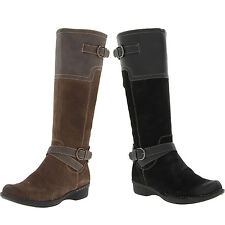 Clarks Women's Whistle Woven Boot - New With Box