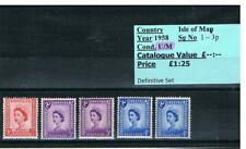 GB Stamps - Regional Issues